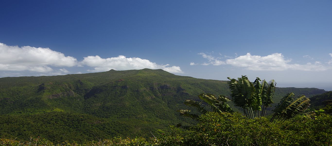 Wandern in Afrika, Mauritius, Black River Gorges Nationalpark