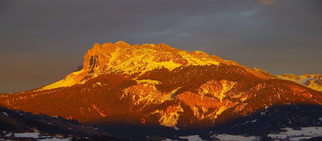Wandern in Italien, Südtirol, Panoramarundwanderung Villanderer Alm