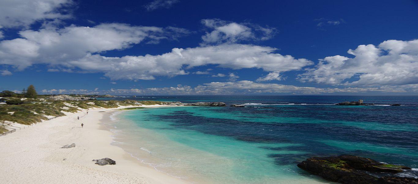 Radfahren in Westaustralien, Rottnest Island