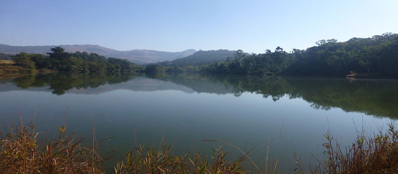 Wandern in Afrika, Swasiland, Mlilwane-Nature Reserve