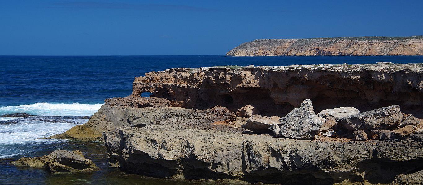 Wandern in Südaustralien, Eyre Halbinsel, Westküste