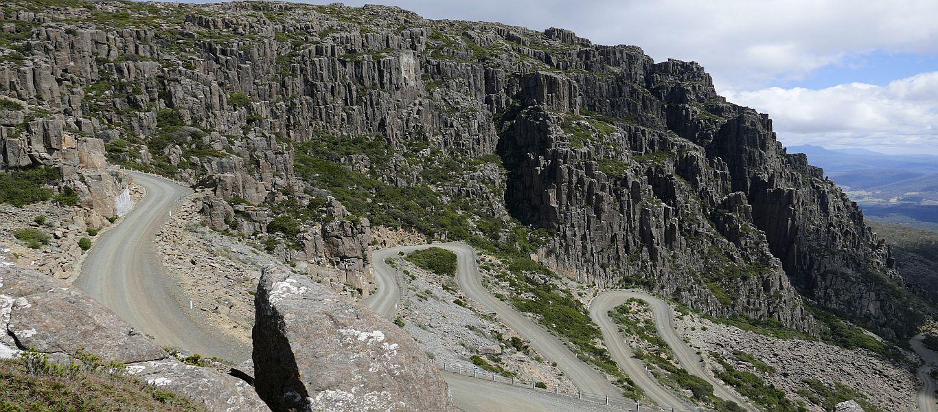 Wandern auf Tasmanien, Ben Lomond – Nationalpark